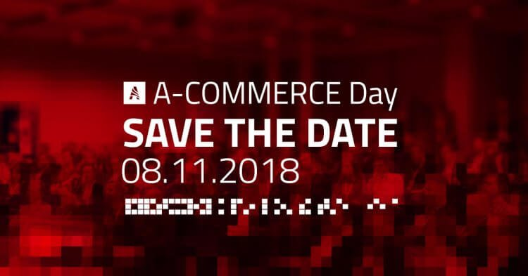 ShopRocket am A-Commerce Day 2018